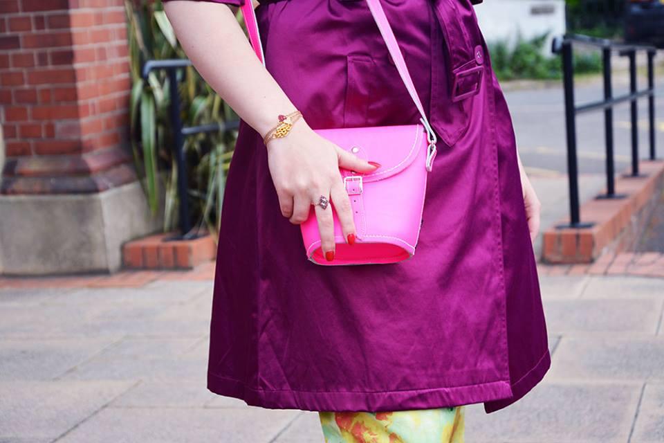 バレルバッグ<Pastel Collection / Pastel Pink>