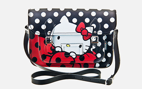 HelloKitty-Satchels-Polka-Dot